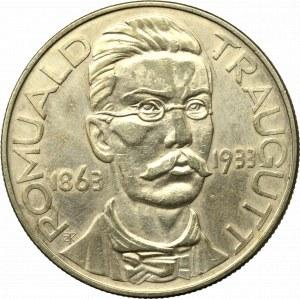II Republic of Poland, 10 zloty 1933 Traugutt