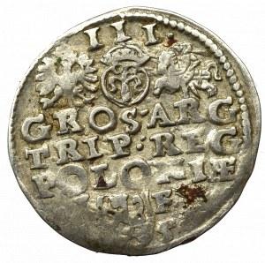 Sigismund III, 3 groschen 1595, Lublin