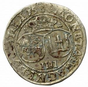 Zygmunt II August, Czworak 1566, Wilno - L/LI