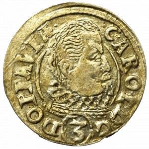 Schlesien, Carl, 3 kreuzer 1619