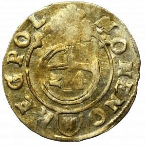Zygmunt III Waza, Półtorak 1616, Bydgoszcz