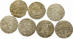 Zygmunt III Waza, Zestaw półtoraków 1620-21