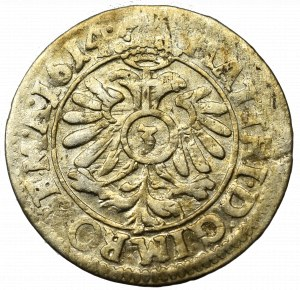 Germany, Hanau-Münzenberg, 3 kreuzer 1614