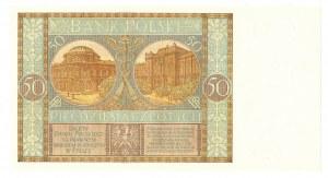 II Rzeczpospolita, 50 złotych 1929 DI