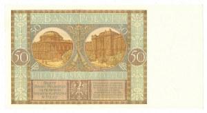 II Rzeczpospolita, 50 złotych 1929 EB
