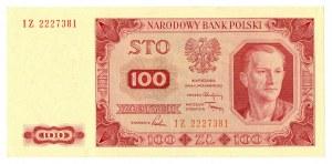 PRL, 100 złotych 1948 IZ