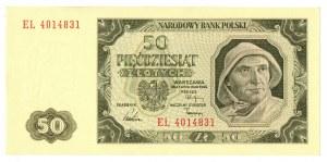 PRL, 50 złotych 1948 EL