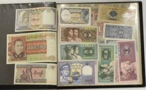 Klaser banknotów świata (101 egz)