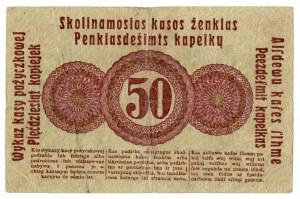 Ober-Ost, 50 kopiejek 1916, Poznań