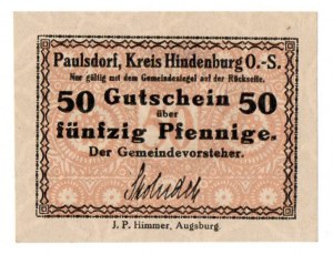 50 fenigów Pawłów