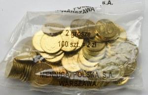 III RP, Woreczek menniczy 2 grosze 2006