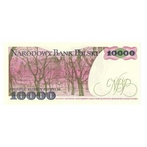 PRL 10 000 złotych 1987 B