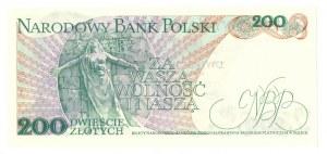 PRL, 200 złotych 1976 H