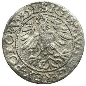 Sigismund II Augustus, Halfgroat 1565, Vilnius - L/LITV