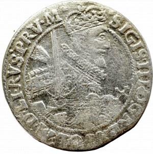 Sigismund III, 18 groschen 1621 PRV M, Bromberg