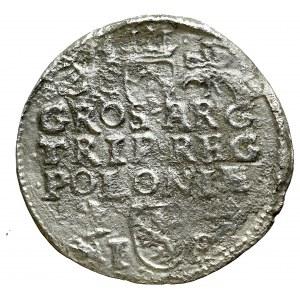 Sigismund III, 3 groschen 1595, Fraustadt