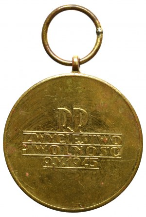 PRL, Medal Zwycięstwa i Wolności