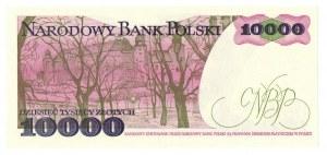 PRL, 10 000 złotych 1987 G