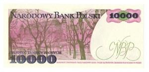 PRL, 10 000 złotych 1987 H