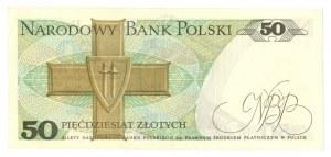 PRL, 50 złotych 1979 CL