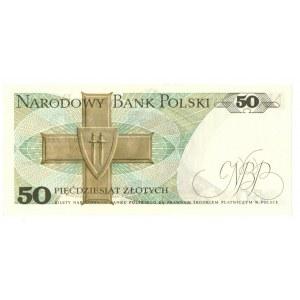 PRL, 50 złotych 1975 D
