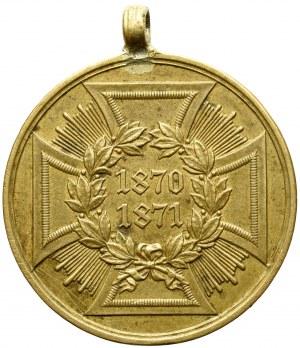 Germany, War 1870-1871 commemorative medal