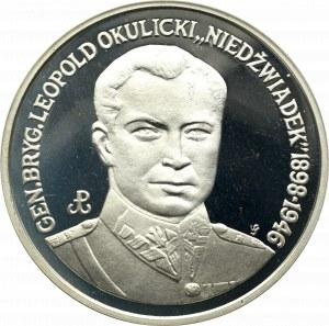 III RP, 200 000 złotych 1991 Gen. bryg. Leopold Okulicki