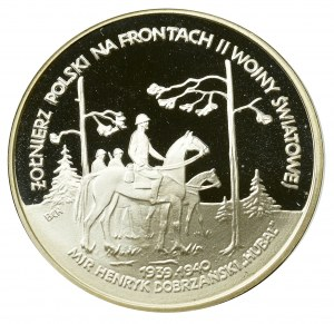 III RP, 100.000 złotych 1991 Hubal