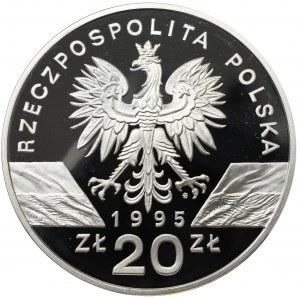 III RP, 20 złotych 1995 Sum