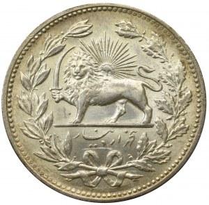 Iran, 5000 dinar 1902
