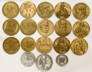 PRL, Kolekcja 123 medali PTTK i PTAiN - wiele ciekawych - aukcja na cel charytatywny !