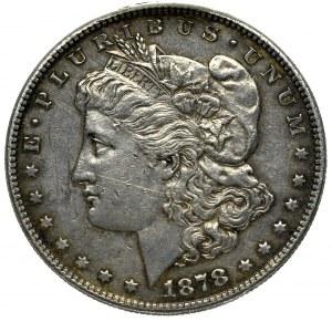USA, Morgan dollar 1878 S