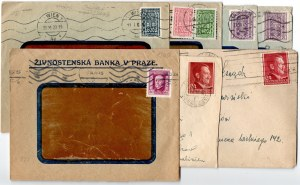 Europa, Całostki pocztowe