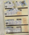 Collection of postage stamps - set 40