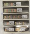 Collection of postage stamps - set 37