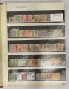 Collection of postage stamps - set 35