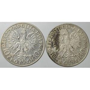 II Rzeczpospolita, Zestaw 10 złotych 1932