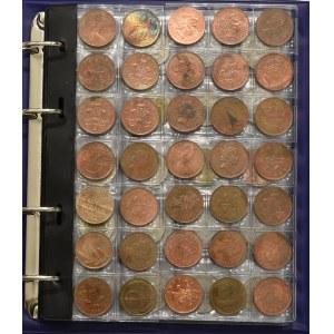 Klaser monet Polska i świat