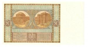 II Rzeczpospolita, 50 złotych 1929 EC