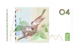 PWPW 04, Ptaszki (2004) - AA - dzwon farbą