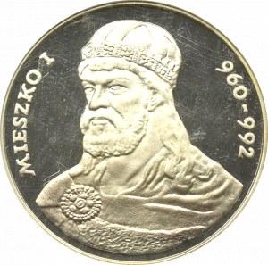 PRL, 200 złotych 1979 Mieszko I
