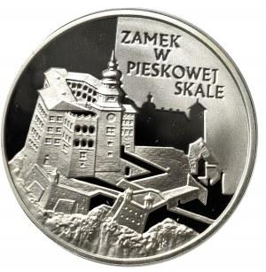 III RP, 20 złotych 1997 Zamek w Pieskowej Skale