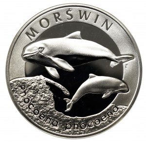 III RP, 20 złotych 2004 Morświn