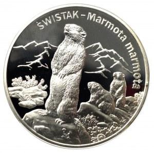 III RP, 20 złotych 2006 Świstak