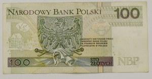 III RP, 100 złotych 2012 - ciekawy numer 9000004