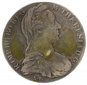 Austria, Marie Theresia, Thaler 1780