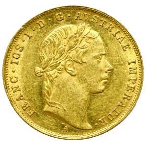 Austro-Węgry, Franciszek Józef, Dukat 1855, Wiedeń