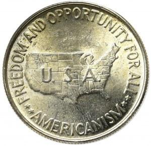 USA, 1/2 dollar 1952, Philadelfia