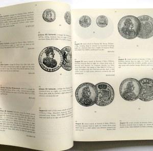 Katalog aukcyjny, Spink America 1999 r - An Important Collection of Polish Coins- ciekawe I bardzo rzadkie, polskie monety