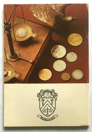 Katalog aukcyjny, Stacks The Jay Collection of United States Coins 1967 r - rzadkie monety USA